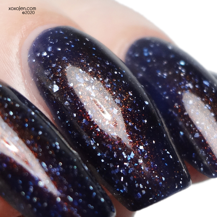 xoxoJen's swatch of Ethereal Nightfrost