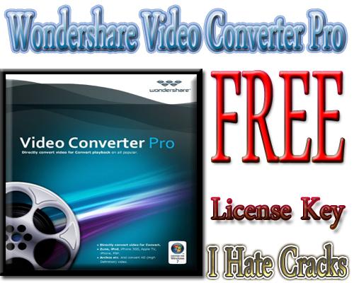 wondershare video converter pro free download