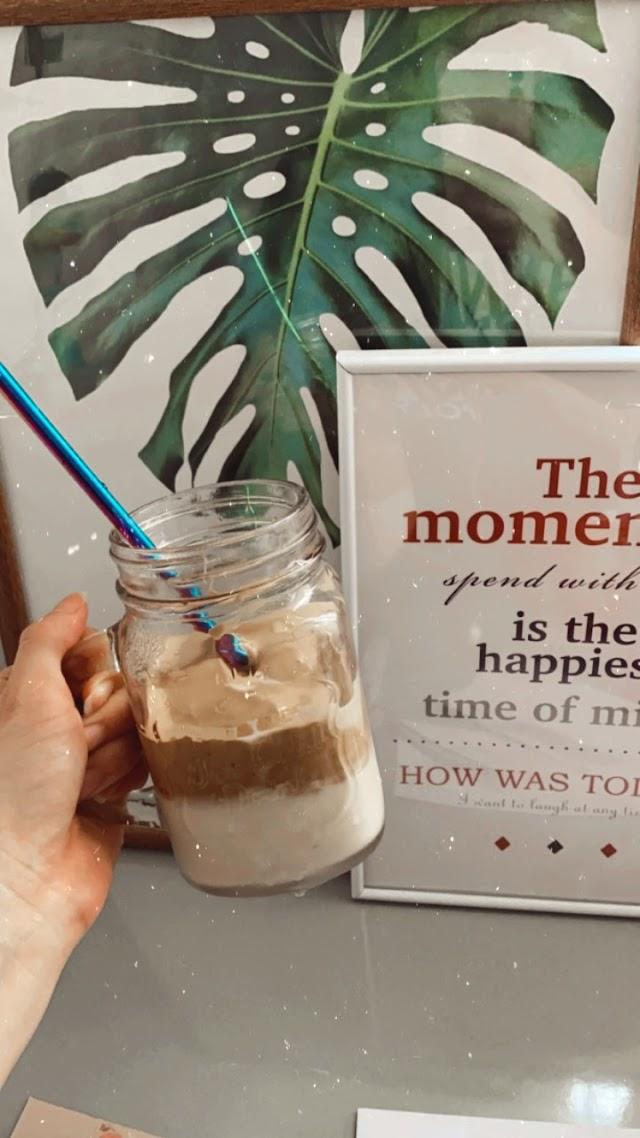 Recipe: Homemade Dalgona coffee (Whipped coffee)