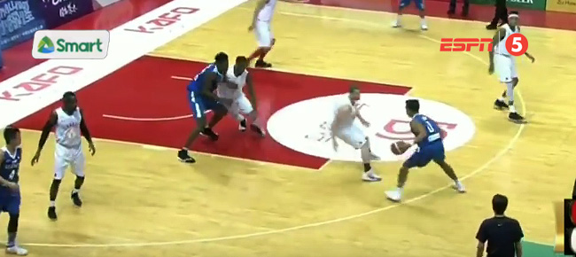 Thirdy Ravena with the NASTY Spin Move Against Canada (VIDEO) Jones Cup 2018