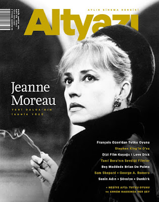 Altyazı 175. Sayı (Eylül) - Jeanne Moreau