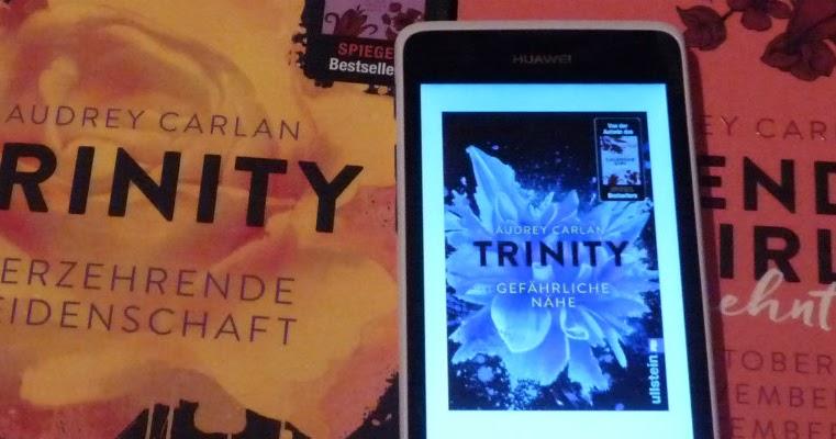 Bucherfantasie Rezension Trinity Gefahrliche Nahe Von