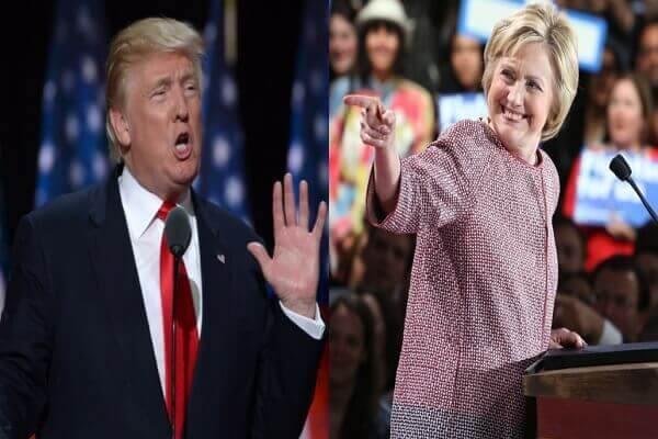 Hillary Clinton has to go to jail: Trump Donald
