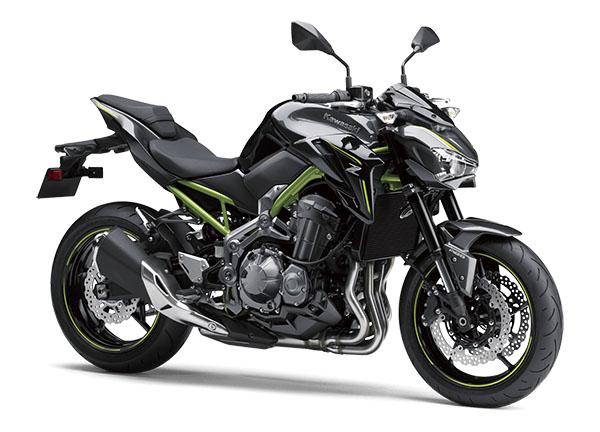 Motor baru Kawasaki di bulan Maret, adalah Kawasaki Z900?