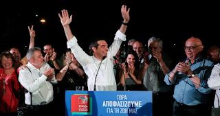 Αλέξης Τσίπρας: Η Παναγιά μαζί μας!