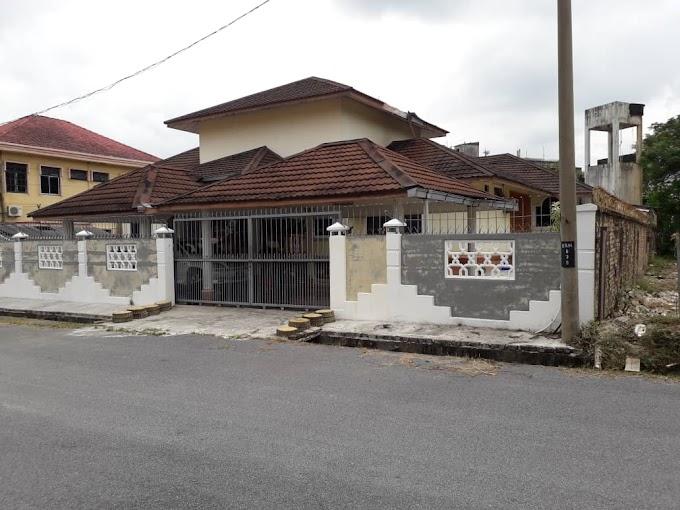 Rumah Banglo Mewah Dalam Bandar Kota Bharu Untuk Dijual (Under Market Value)