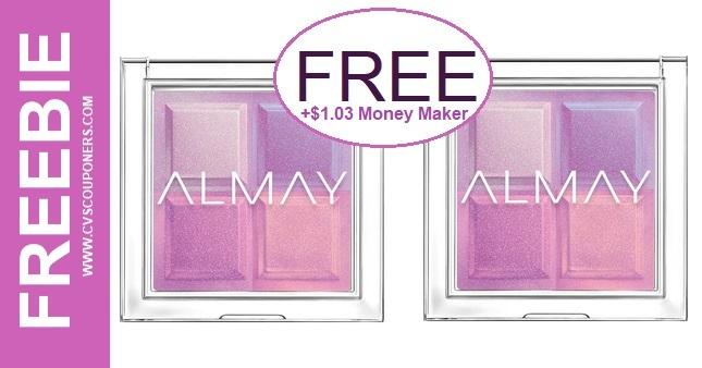 CVS Almay Freebie Deal 10-6-10-12