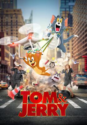 Tom and Jerry 2021 Dual Audio Hindi 720p HDRip ESubs Download
