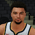 Jamal Murray Cyberface, Hair and body Model by VinDragon [FOR 2K21]
