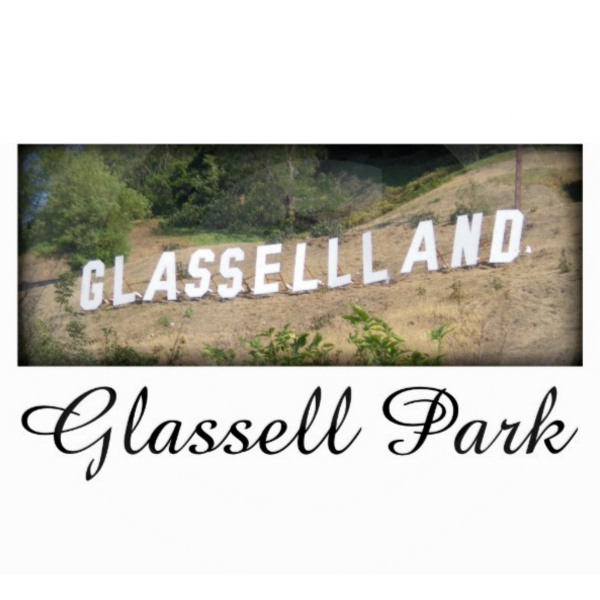 Glassellland Sign Glassell Park