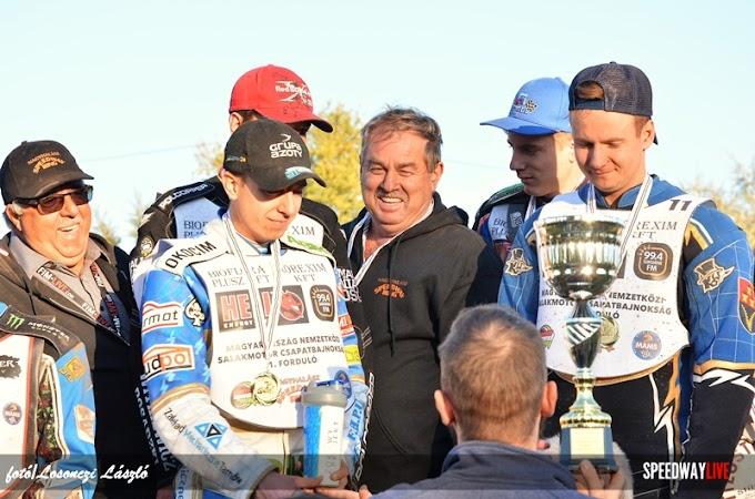 A nyírségi Nagyhalász nyerte a csapatbajnoki címet!