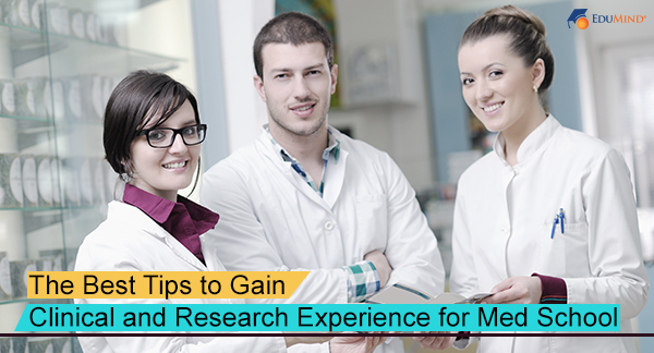 Tips To Gain Clinical Experince
