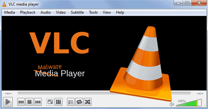 vlc media player hacking