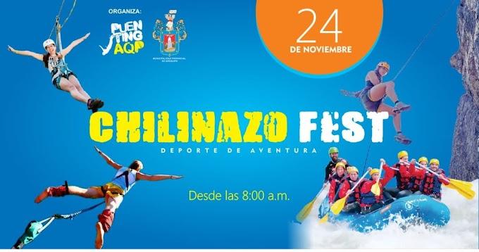 Chilinazo Fest 2018 - 24 de noviembre