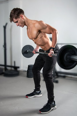 Bent-Over The Lower Back Workout