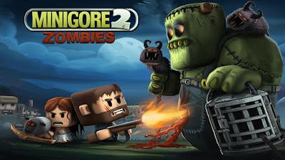 Top Android Games : Minigore 2