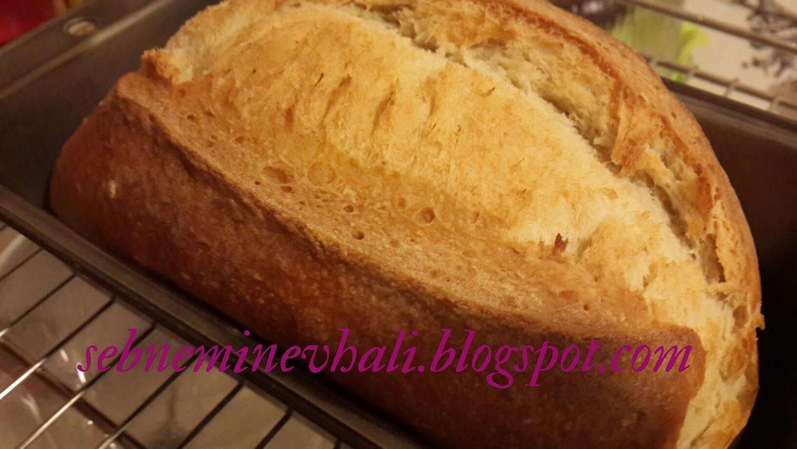 Evde Ekmek Nasıl Yapılır