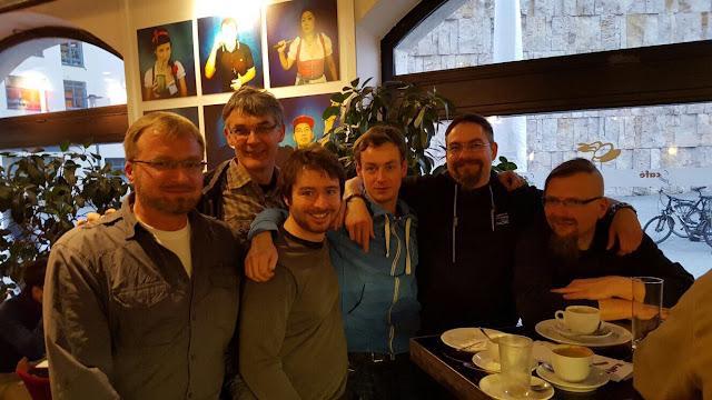Friedensfreunde in München