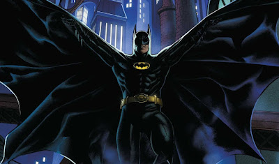 Batman 89 Preview Plus First Look On Tim Burton's Robin