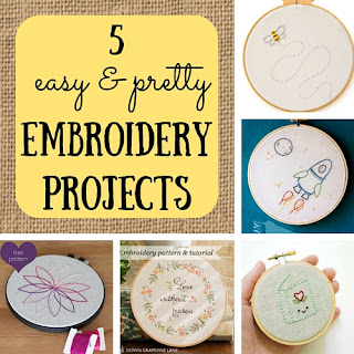 http://keepingitrreal.blogspot.com.es/2016/03/5-easy-and-pretty-embroidery-projects.html