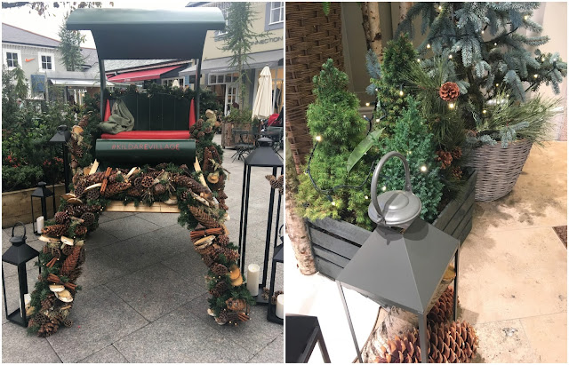 Christmas Collective at Kildare Village