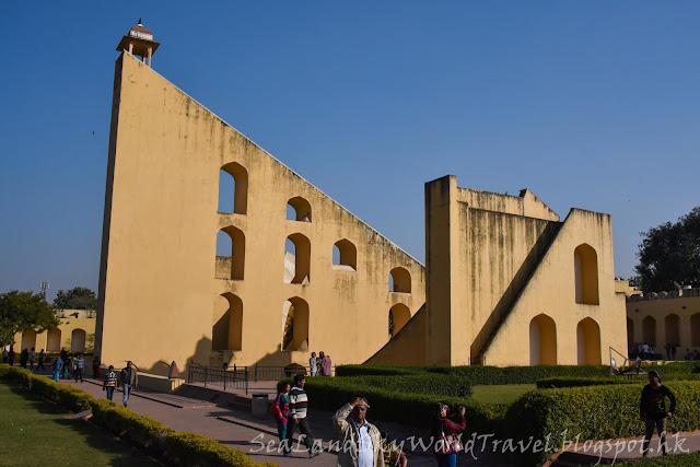 古天文台 Jantar Mantar, 印度, 齋浦爾