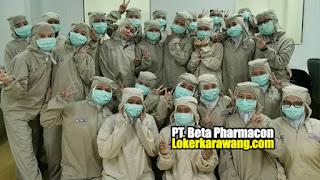 PT. Beta Pharmacon Karawang