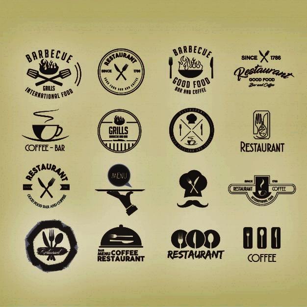 logo makanan universal