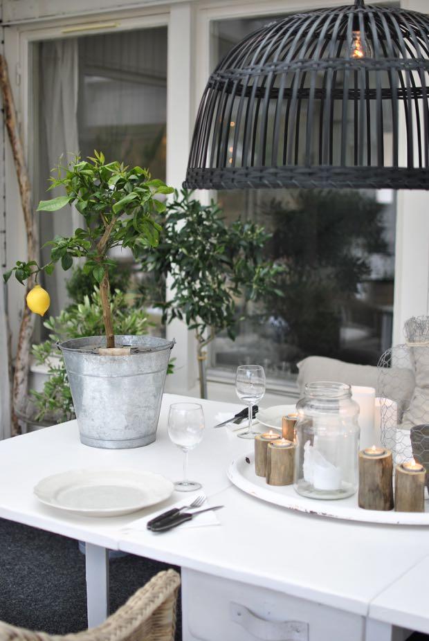 hannashantverk.blogspot.se uterum inglasad altan matbord dukat citronträd