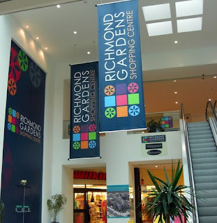 Shopping centre regeneration - Signcraft
