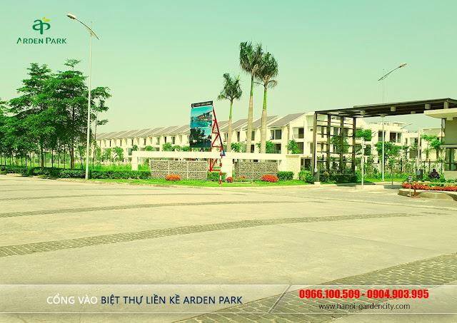 Biệt thự Arden Park Long Biên, biệt thự Hà Nội Garden Villas, biệt thự Hà Nội Garden City