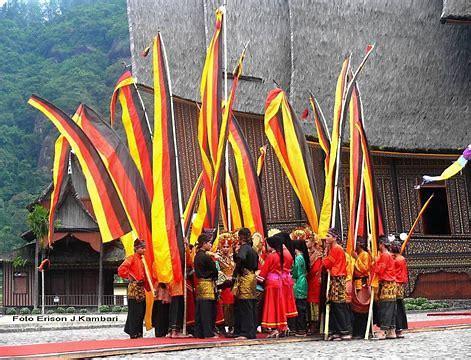 Marawa, Bendera Minangkabau