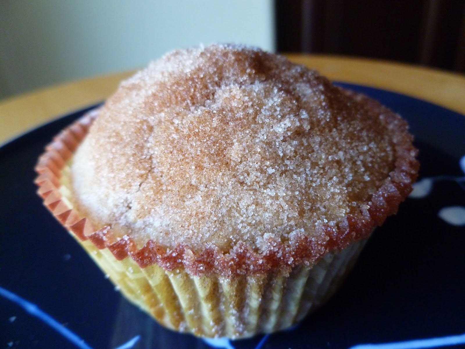 The Pastry Chef's Baking: Sprinkles Cinnamon Sugar Cupcakes