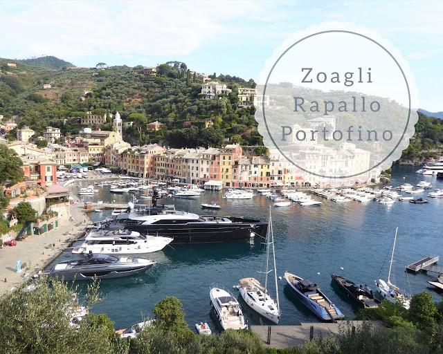 Da Zoagli a Portofino lungo il Sentiero Liguria