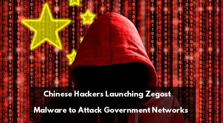 Chinese Hackers Launching Zegost Malware to Attack Government Networks Via Weaponized MS Powerpoint