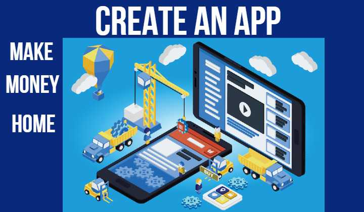 Create an app from Income Online