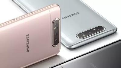 Samsung Galaxy A90 5G has a new leaks, Snapdragon 8555, 45W Fast Charging