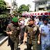 Danrem 082/CPYJ Sambut Kunjungan Panglima TNI.