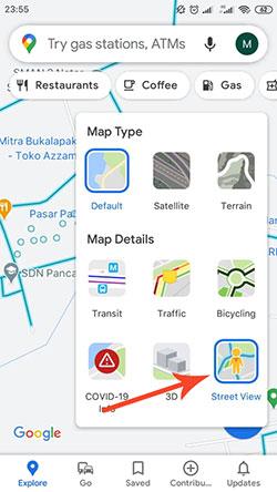 """Cara Menggunakan Fitur Google Maps """"Split Screen"""" Di Android"""