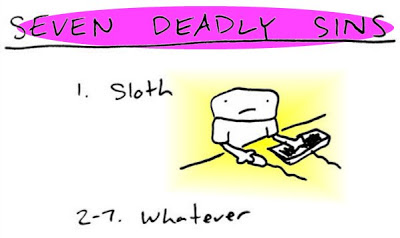 7 deadly sins of self-editing