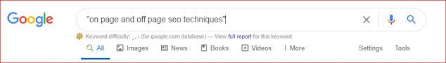 google search exclude word