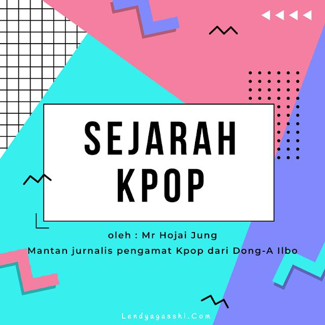 Sejarah Kpop
