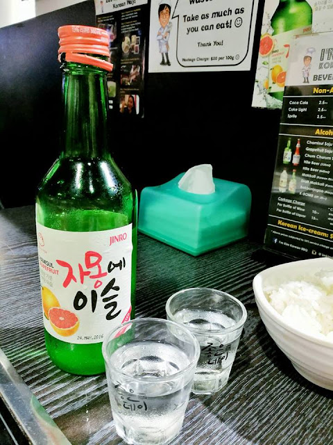 I'm KIM Korean BBQ - Soju