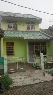 Rumah 2 Lantai Dijual Murah Villa Bekasi Indah 2 Dekat Ke Stasiun Tambun