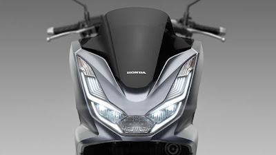 All New Honda PCX 125 2021 Resmi Rilis Di Eropa, Dengan Mesin dan Tampilan Baru