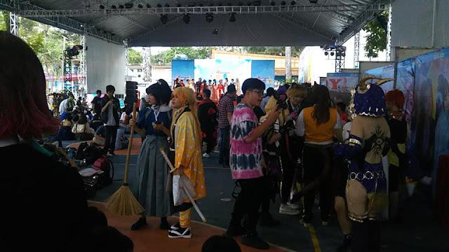 lễ hội cosplay ở việt nam manga festival Cũng văn hoá lao động 2092020