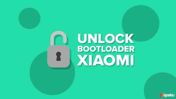 Cara Unlock Bootloader Semua Tipe Xiaomi Work 100%