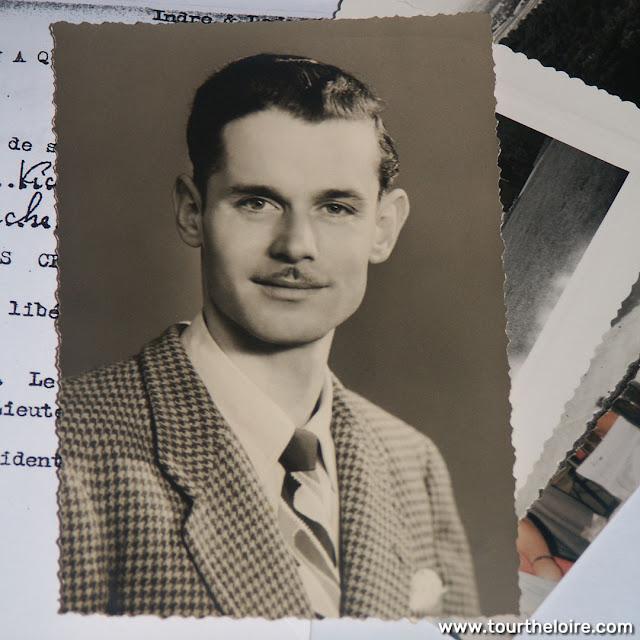 Victor Maitrejean in 1950.