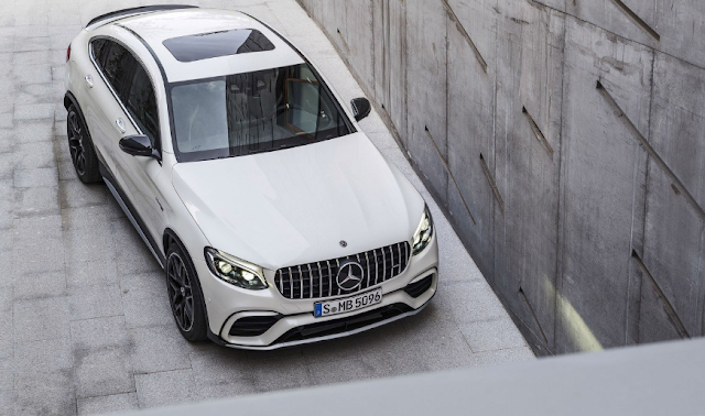 2018 Mercedes-AMG GLC63 Coupe