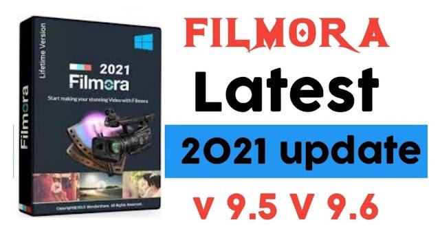 Filmora 10 | Latest  Fillmore Editor Free Download 2021
